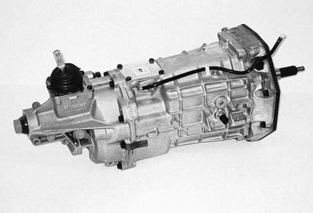 Chevrolet Transmission Swap Guide - Chevy High Performance