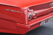 1962 Chevy Bel Air Taillights