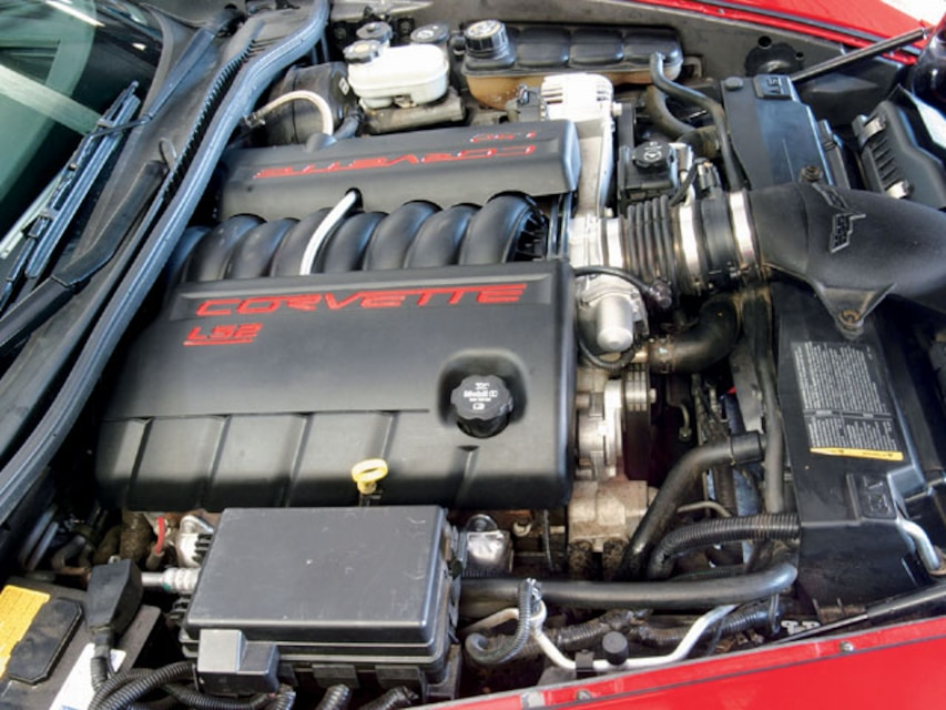 LS2 Intake Porting - Cheap Speed! - Vette Magazine