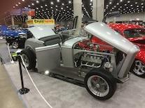 1932 Ford Roadster Highboy Front Passengerside