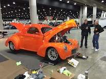 1941 Willys Front
