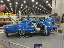1963 Ford Galaxie Side Rear