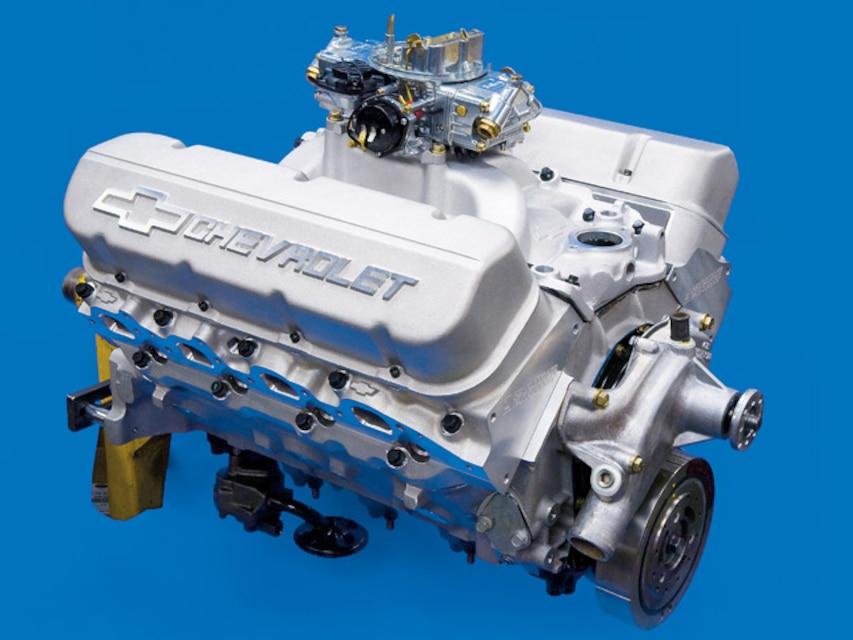 GMPP ZL1 Crate Motor - Anniversary 427 Crate Engines - Vette Magazine