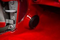 1958 Chevy Corvette Interior