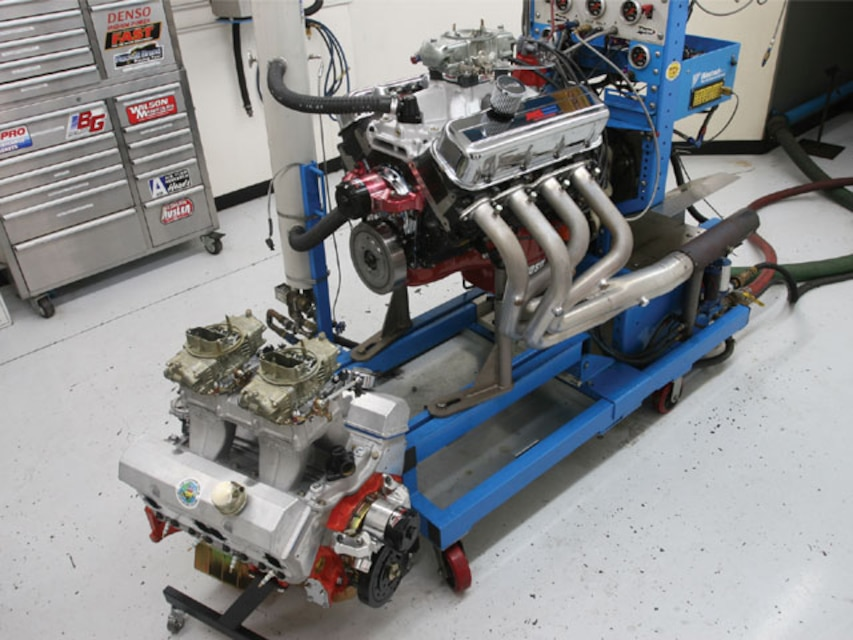 Small Block VS Big Block - A Game of Rat And Mouse - Chevy High