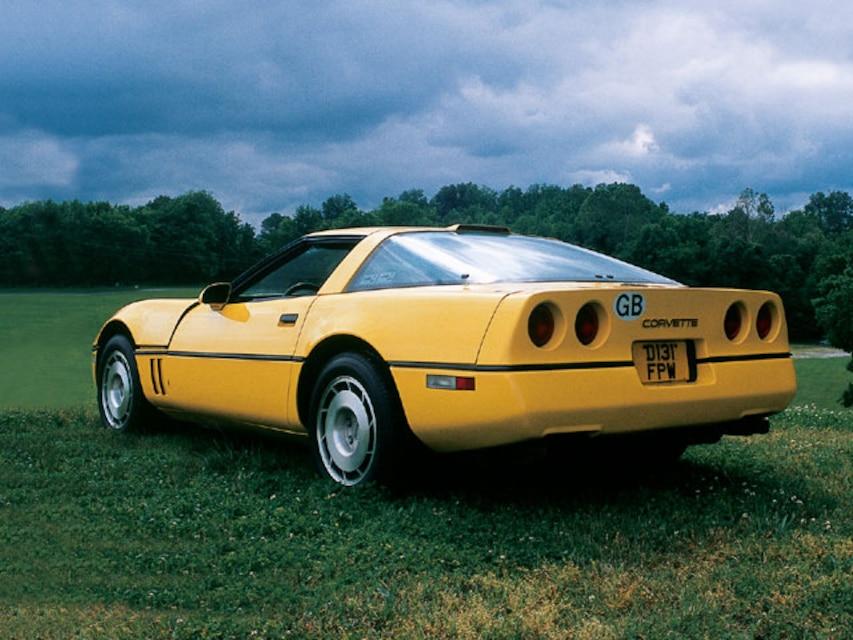 1986 Corvette ZR-1 Prototype - Unstoppable! - Vette MagazineSuper Chevy