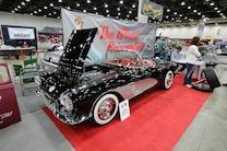 Corvettes 2015 Detroit Autorama
