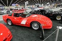 Corvettes 2015 Detroit Autorama 1990 Rick Mears Edition Zr1