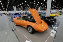 Corvettes 2015 Detroit Autorama 1973 Corvette