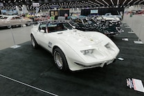 Corvettes 2015 Detroit Autorama 1976 Great White