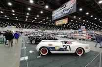 Corvettes 2015 Detroit Autorama Cobo Hall