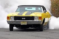 1972 Chevelle Yellow Cowl Big Block 496 01