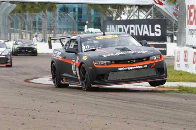 001 2016 Camaro Z 28R Blackdog GTS Inside Track