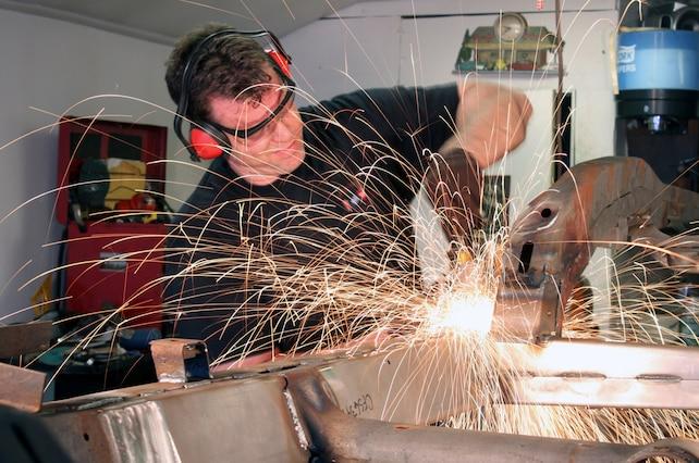 001 Frame Repair Welding