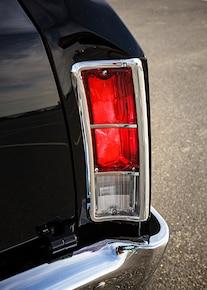 16 1966 Chevy El Camino Taillight