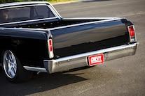 35 1966 Chevy El Camino Rear
