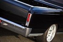 36 1966 Chevy El Camino Rear