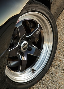 30 2001 Chevy Camaro Weld Wheel Front
