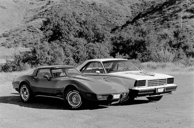 1 1979 Chevrolet Corvette