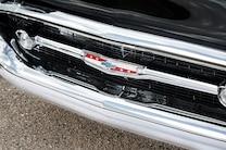 1957 Chevrolet Bel Air Grille Badge