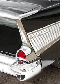 1957 Chevrolet Bel Air Tailfin