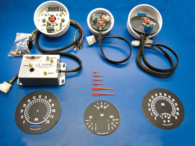 How to Design and Install Your Own Custom Gauge Cluster