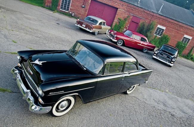 1955 Chevrolet Original Modified