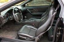2001 Chevrolet Camaro Ss Black Interior
