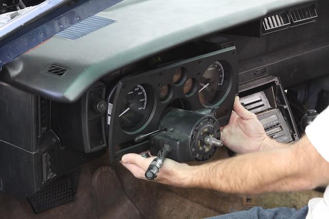 We Install a Dakota Digital VHX System Into a 1986 Camaro