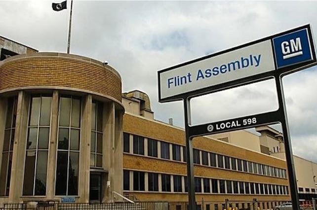 001 GM Dodges Flint Water Crisis Assembly Plant