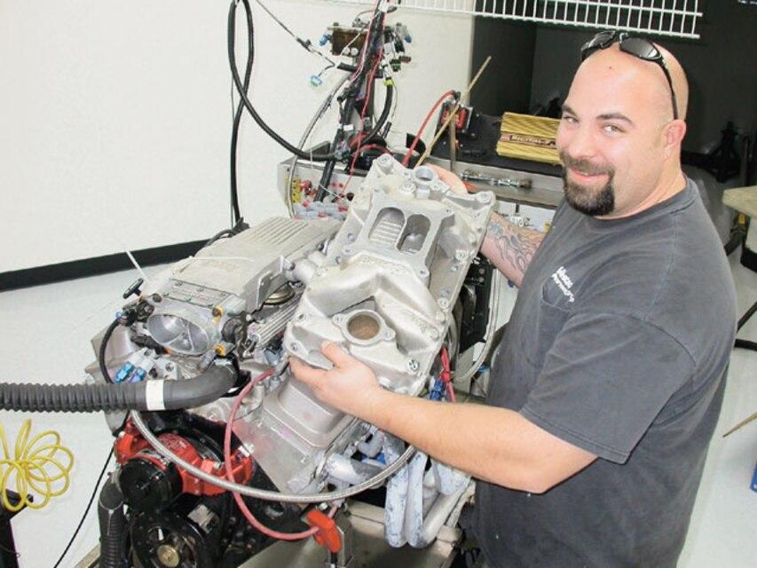 [ZHKZ_3066]  L98 Engine Induction System - TPI vs. Carburetor - Vette Magazine | L98 Engine Wiring |  | Super Chevy