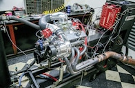 700 HP 383 Small-Block with ProCharger F-1A-94 Supercharger