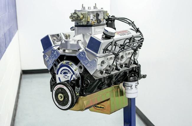 Shafiroff 434 Small Block Engine