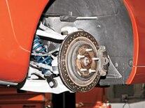 C6 Coilover Suspension - Corvette Coilovers - Vette Magazine