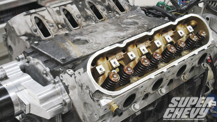 000 small block chevy engine test - How To Get More Power Out Of A Chevy 4 8