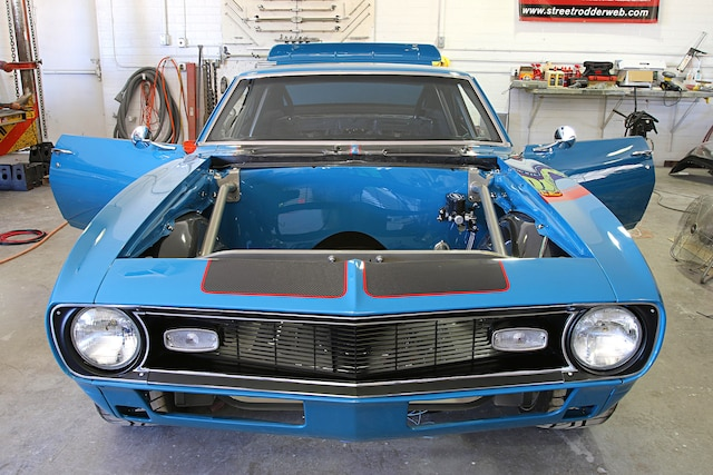 1968 Camaro Track Rat Sema Build 001 2