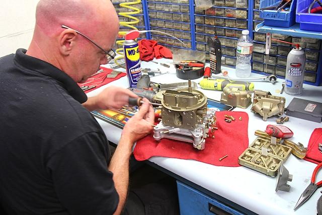 001 Holley Carubuetor Rebuild 2