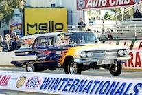001 1960 Chevy Kingswood Wagon Drag Racer