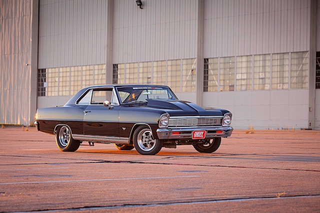 High Country Chevy >> 1966 Nova With Modern Performance and Street Machine Vibes
