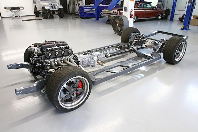 001 1971 Chevelle Wagon Roadster Shop