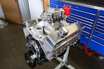 001 350 Small Block GM Trick Flow DTS Heads Dyno