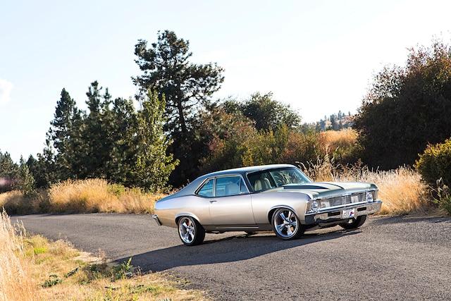001 1972 Nova Restomod