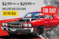 001 MOTORTREND FATHERS DAY DEAL 2019