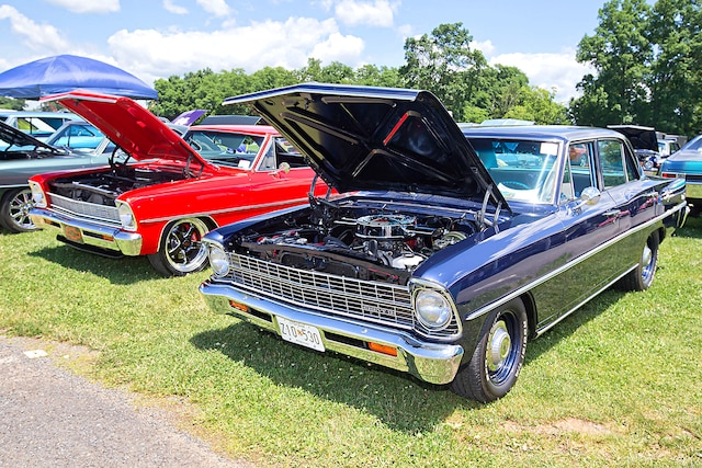 001 Chevrolet Carlisle Nationals 2019