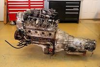 001 Lq9 Ls Engine Transmission Junkyard Build 1