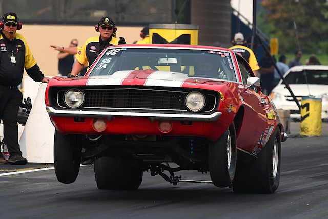 Chevy Image Gallery From the 2019 Route 66 NHRA Nationals