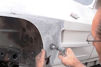 LEAD 001 C2 C3 Corvette Fiberglass Repair