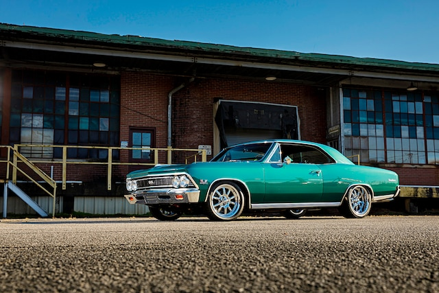 001 1966 Chevy Chevelle Restomod