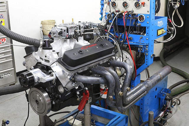 Tricks to get more power from your small-block crate engine
