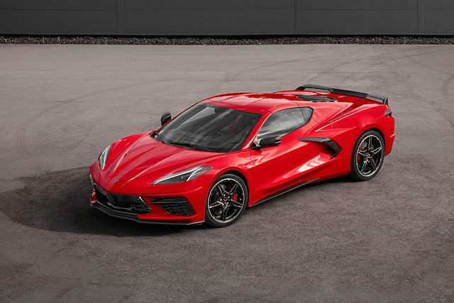 2020 C8 Corvette First Look First Drive